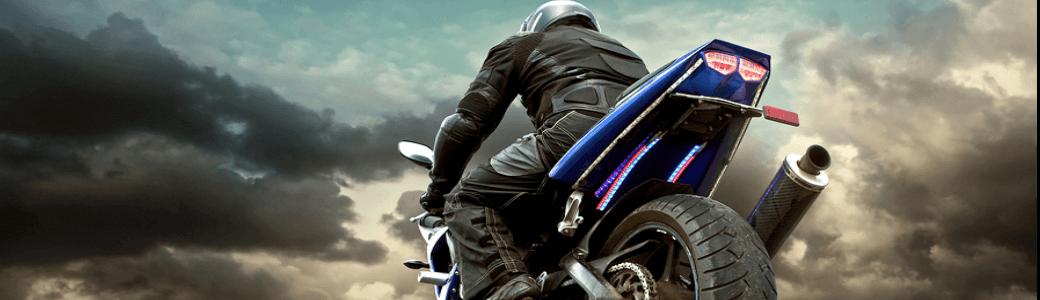 Progressive Motorcycle Agent