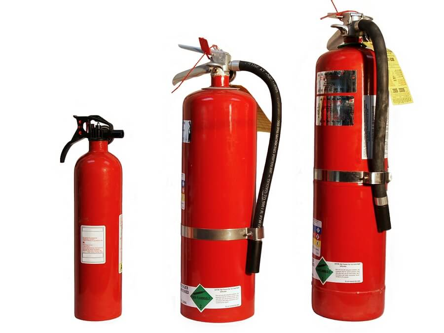 Fire Extinguisher Safety in Monroe, LA