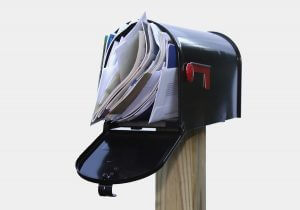How to eliminate junk mail in West Monroe, LA