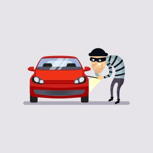 How to prevent car theft in West Monroe, LA